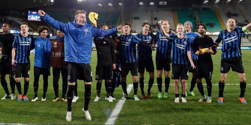 Başakşehir'in rakibi Club Brugge'den farklı galibiyet