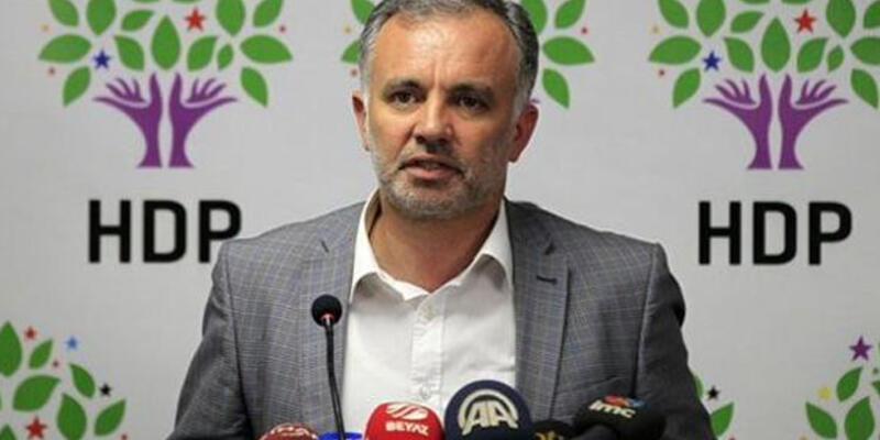 HDP'li Ayhan Bilgen kelepçeyi reddetti
