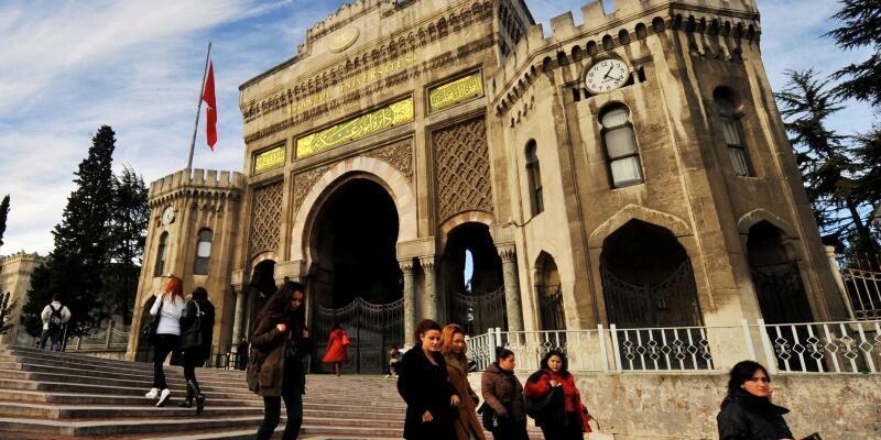 'Dünyanın en iyi ilk 500'ü arasına 9 Türk üniversitesi girdi