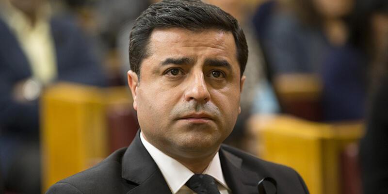 Mahkeme: Demirtaş'ın 'vatan haini' ifadesine katlanması gerekir