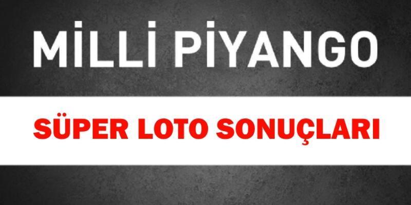 Süper Loto 10 Ekim 2019 sonuçları… Milli Piyango'dan 4. devir açıklaması!