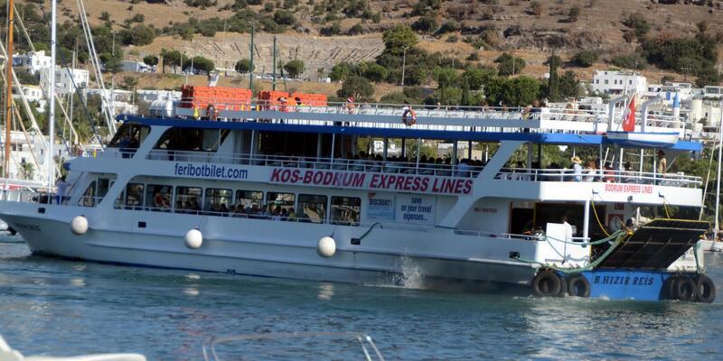 Tatilcilerden Yunan adalarına ilgi