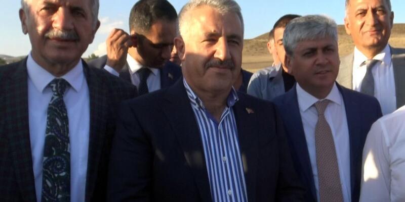Ulaştırma Bakanı Arslan'dan yerli baz istasyonu ULAK müjdesi