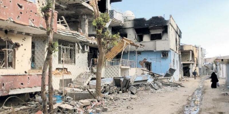 Bakan Özhaseki: Terör hasarları için 2.6 milyon lira harcandı