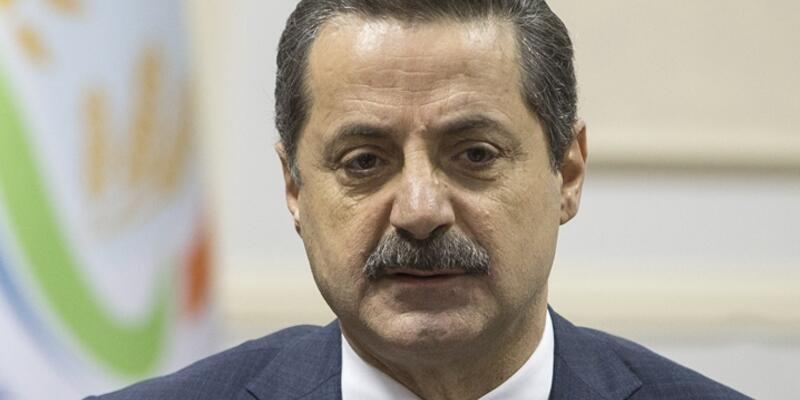 Eski Tarım Bakanı Faruk Çelik'ten 'yolsuzluk' açıklaması