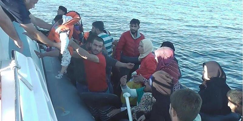 İzmir ve Aydın'da 96 yasa dışı göçmen yakalandı