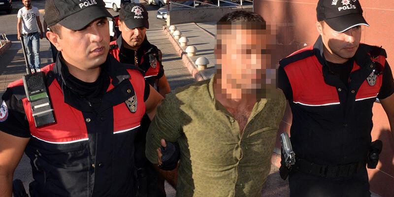 Mezarlık ziyaretinde hırsızlık yapan şüpheli tutuklandı