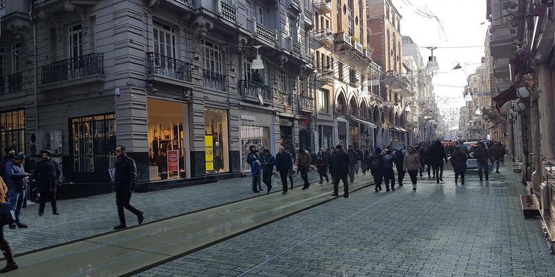 İstiklal Caddesi'ndeki fareler temizlendi