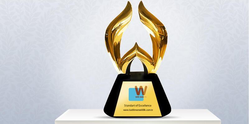 Katılım Emeklilik internet sitesine mükemmellik ödülü