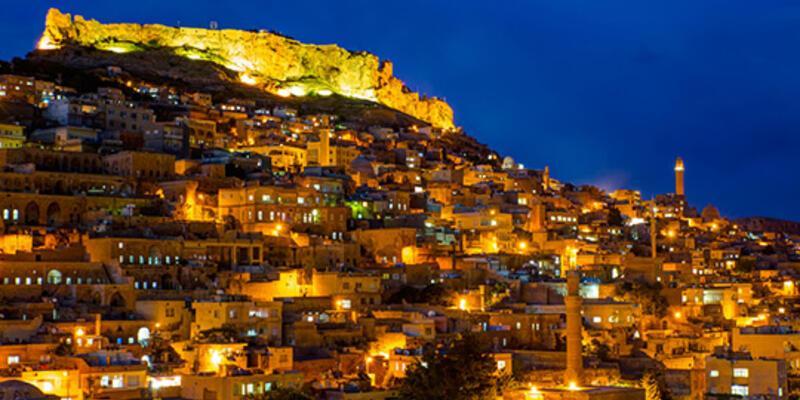 Mardin'in hedefi 1 milyon turist