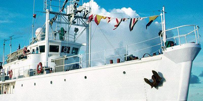 Calypso gemisi Yalova'da kül oldu