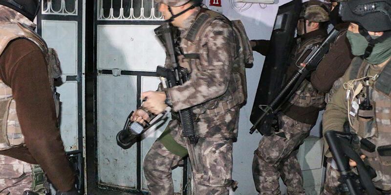 İstanbul'da büyük DEAŞ operasyonu