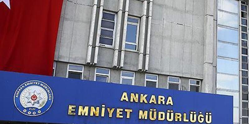 Ankara emniyetinde görev değişikliği