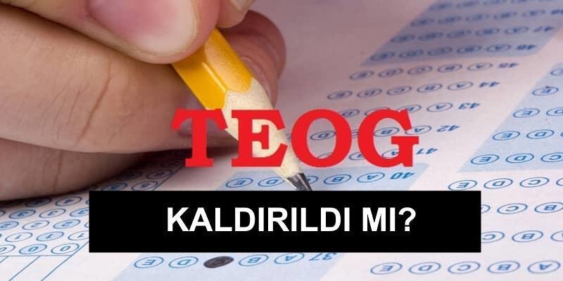 Milli Eğitim Bakanı İsmet Yılmaz cevap verdi: TEOG kalkıyor mu?