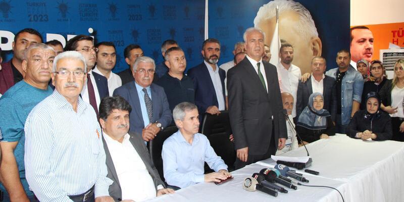 AK Parti Kırıkkale İl Başkanı Akçay istifa etti