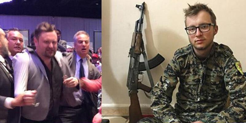 İşte Erdoğan konuşurken toplantıya sızan 'salon teröristleri'