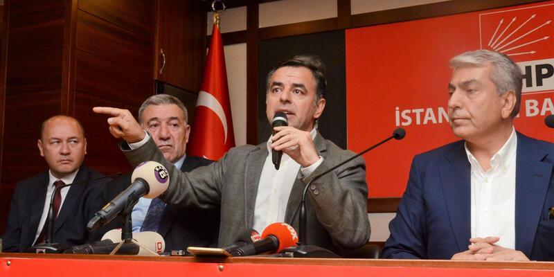 CHP'den Kadir Topbaş açıklaması