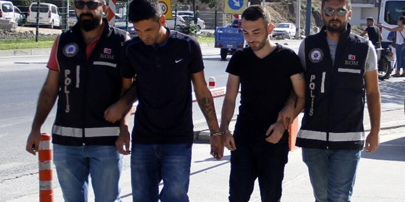 Alanya'da uyuşturucu baskını: Suçüstü yapıldı