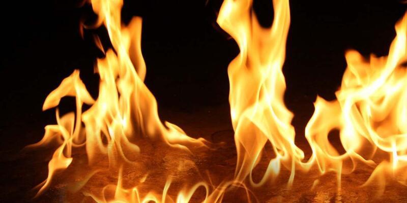 Son dakika... Kütahya'da fabrika yangını