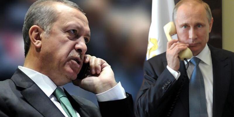 Son dakika... Erdoğan Putin'le görüştü