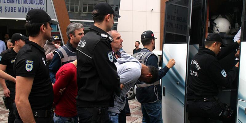 Kocaeli ve İstanbul'da çete operasyonu: 9 gözaltı