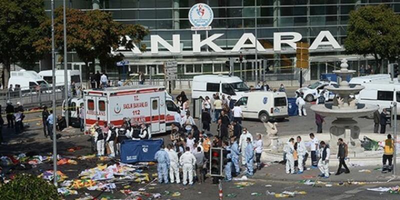102 kişinin hayatını kaybetitği Ankara Garı katliamı davasında ara karar