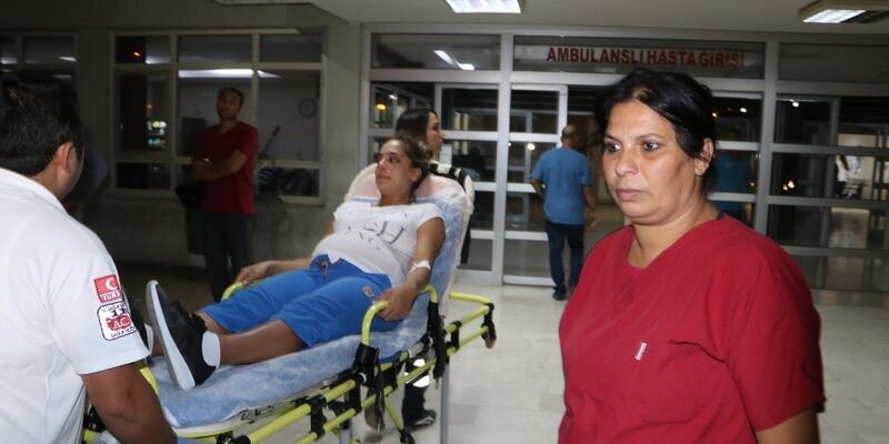 2 kadını yaralayan maganda yakalandı