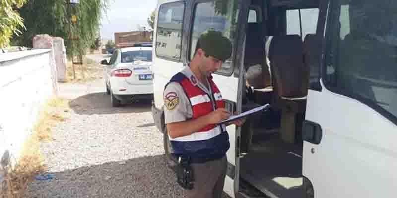 Jandarmadan 'suçlu' avı: 13 gözaltı