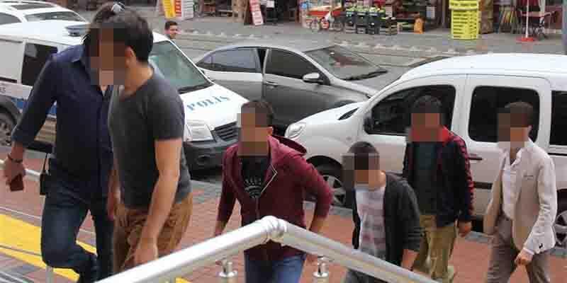 Kocaeli'de 7 astsubay FETÖ'den gözaltına alındı