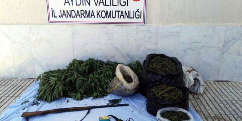 Uyuşturucu operasyonunda yakalanan baba-oğul tutuklandı