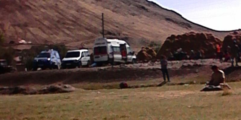 Doğubayazıt'ta koyun otlatan çocuk ölü bulundu
