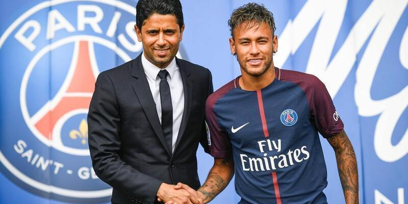 Neymar PSG'ye gitmek istediğini bildirdi