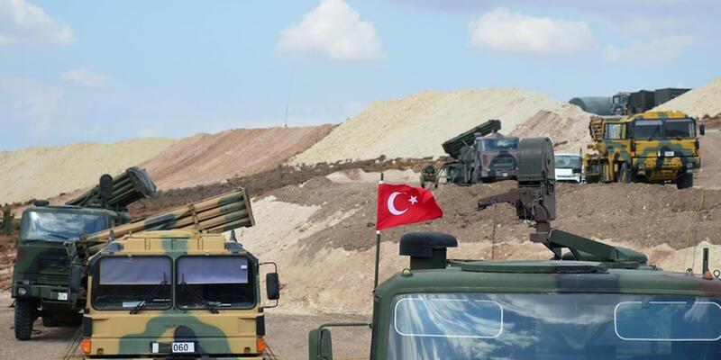 TSK'dan İdlib, Afrin, Münbiç açıklaması