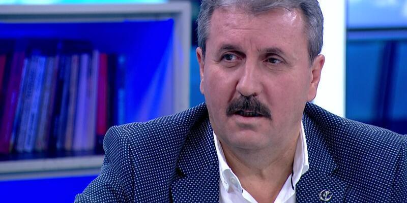BBP Genel Başkanı Destici'den çarpıcı açıklama: Erdoğan AK Parti'ye katılmam için teklifte bulundu