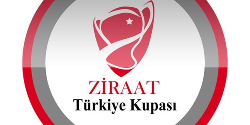 Son dakika: Ziraat Türkiye Kupası çeyrek final ve yarı final eşleşmeleri