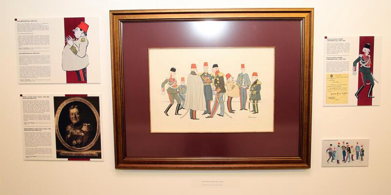 """""""Meşrutiyet Öncesi Portreler"""" sergisi Saint Benoît Fransız Lisesi'nde"""