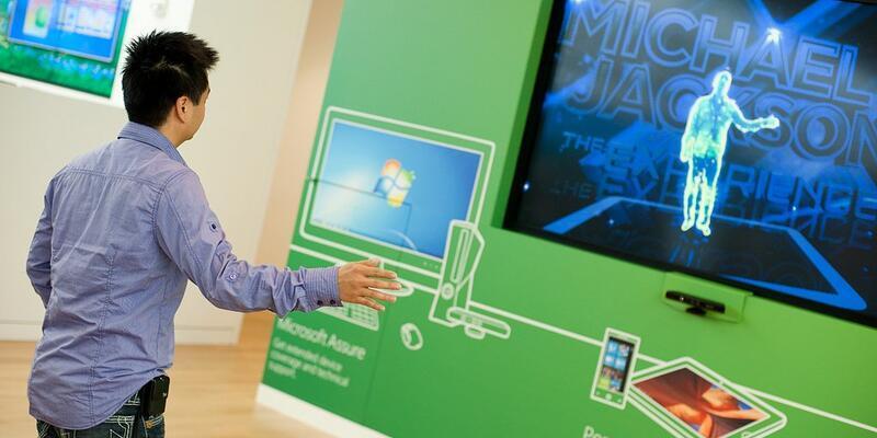 Microsoft, Kinect'i rafa kaldırdı