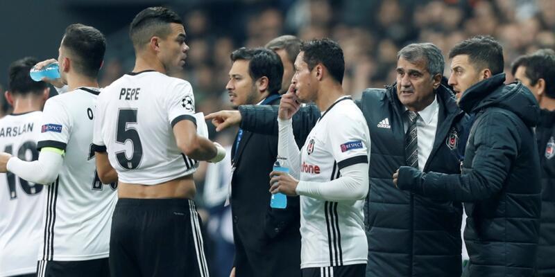 Beşiktaş'ta 4 futbolcu sakatlandı