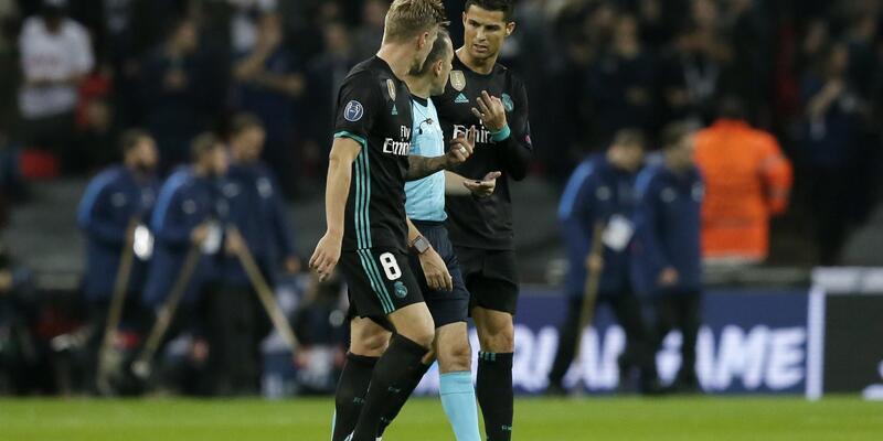 Cüneyt Çakır Real Madrid'i yaktı