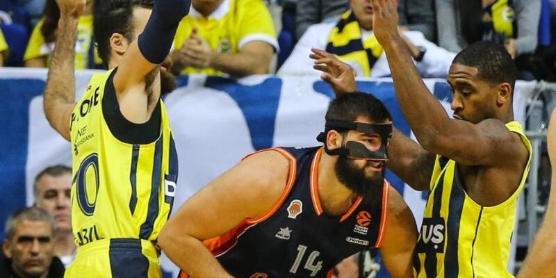 Fenerbahçe Valencia'yı dağıttı