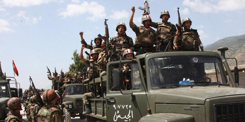 Suriye Ordusu, Deyrizor'u DEAŞ'tan geri aldı