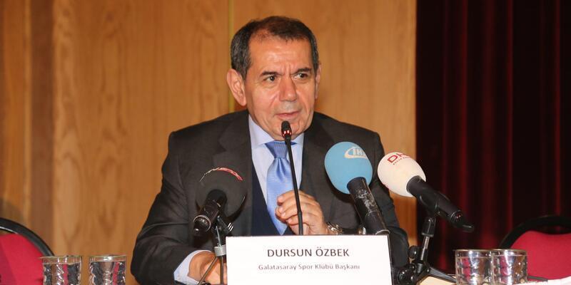 Dursun Özbek açıkladı: Feghouli'ye verilen ceza...