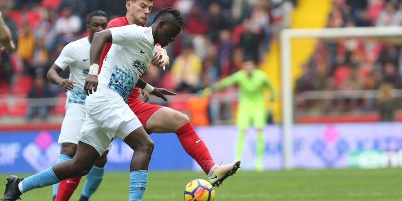 Kayserispor 0-0 Trabzonspor / Maç Özeti