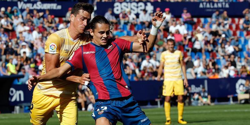 Levante'yi Enes Ünal'ın golü de kurtaramadı