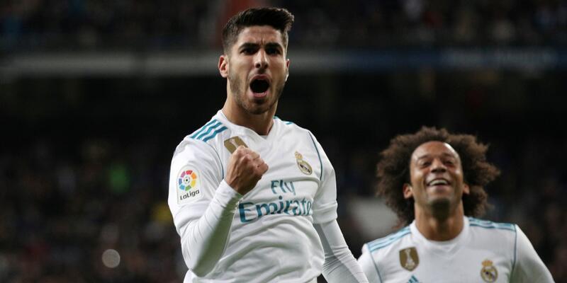 Real Madrid Las Palmas'a 3 attı