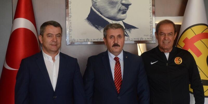 Son dakika Eskişehirspor'da toplu istifa