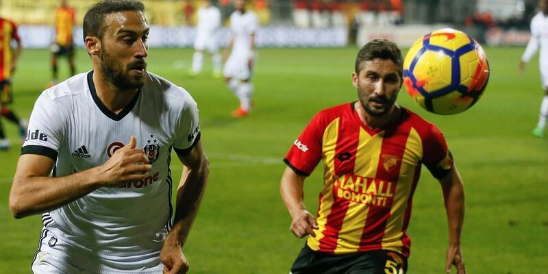 Beşiktaş'tan açıklama: Cenk Tosun giderse...