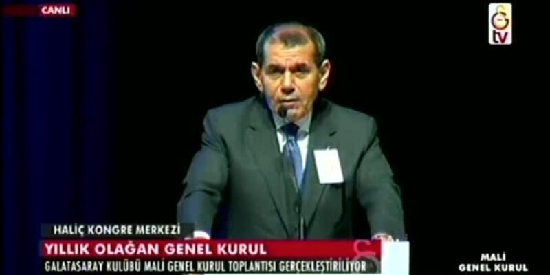 Galatasaray'da olağanüstü genel kurul çağrısı