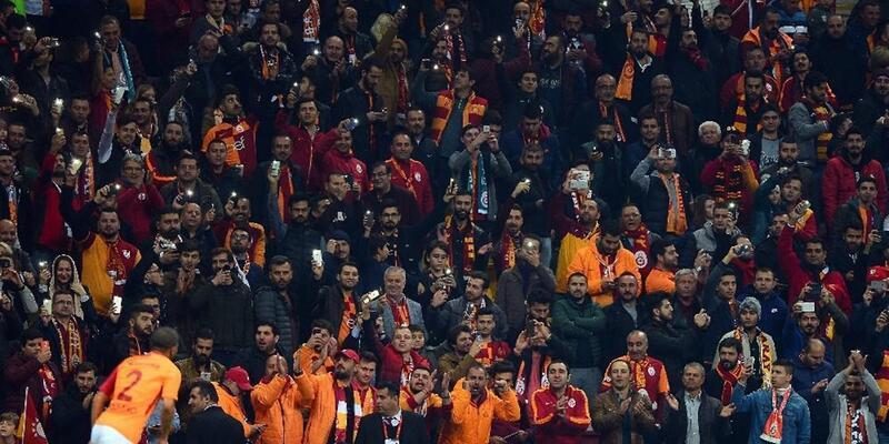 Süper Lig'de seyirci ortalamasında Galatasaray lider