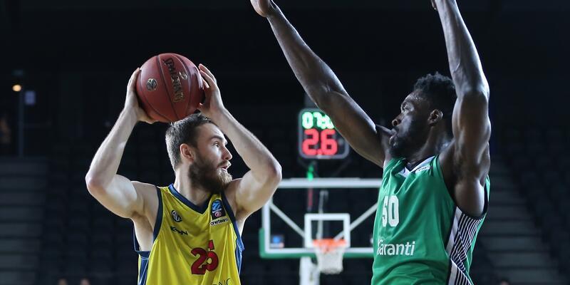 Darüşşafaka: 85 - 77 MoraBanc Andorra